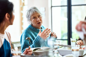 La médiation : trouver un accord amiable dans la famille à propos de notre parent