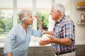 L'agressivité chez la personne âgée