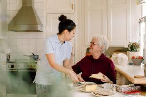 Particulier employeur d'une aide à domicile
