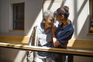 Les proches aidants… indispensables ?