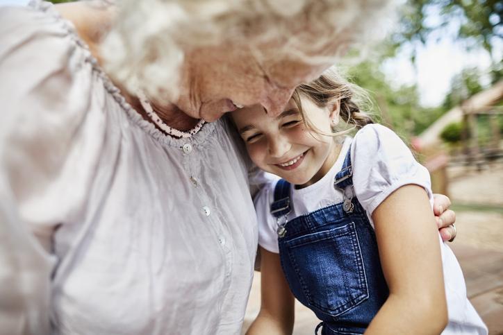 Les grands-parents aidants, et si on en parlait ?
