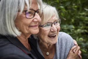 Rire d'Alzheimer pour mieux l'accepter