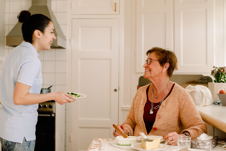 Partie 1 – L'aide à domicile sous le regard de Nora, auxiliaire de vie